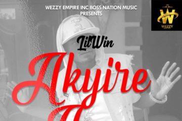 VIDEO: Lil Win – Akyire Asem