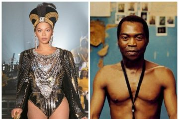 Beyoncé Pays Tribute To Fela Kuti At Her Coachella Performance