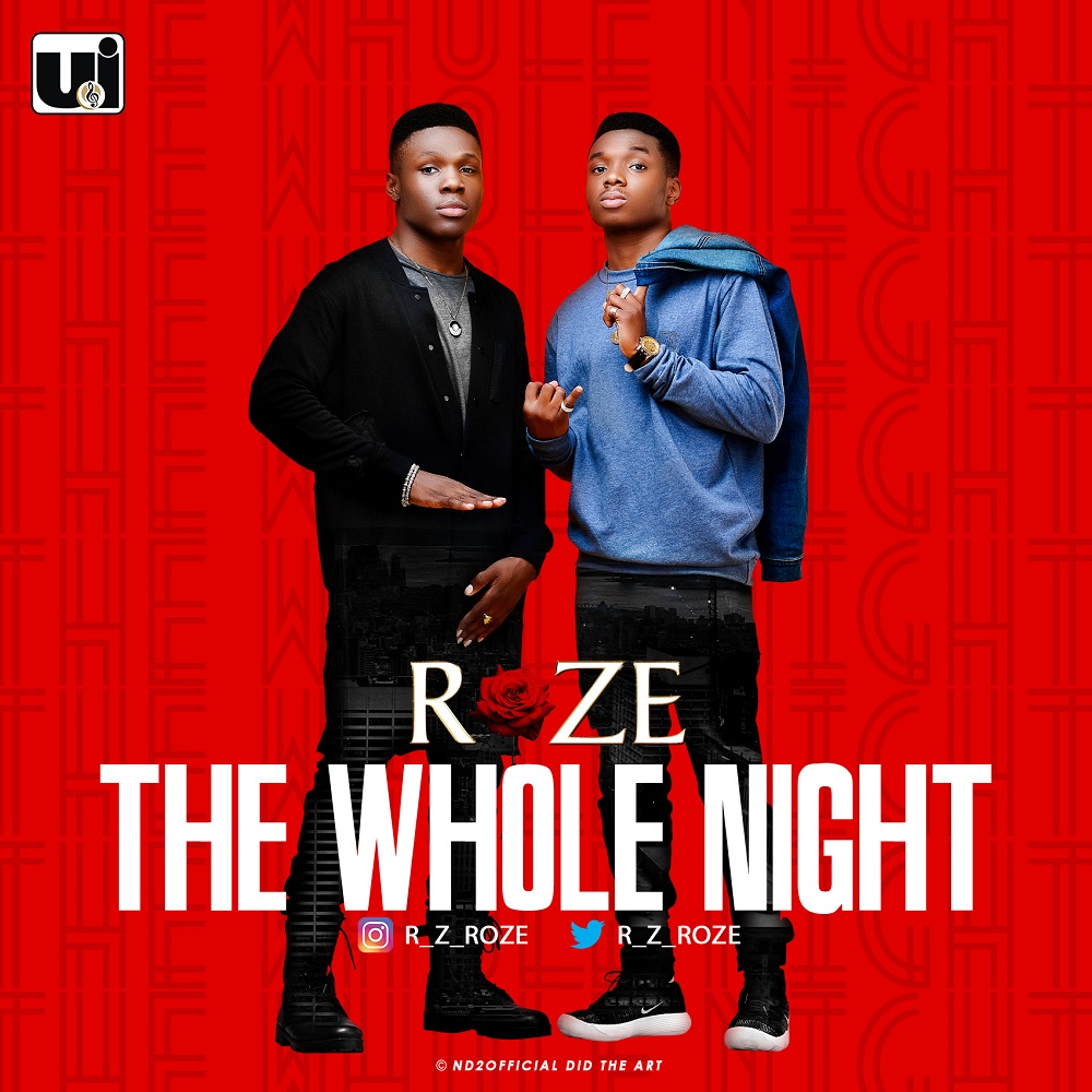 Roze – The Whole Night