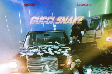 VIDEO: Wizkid ft. Slimcase – Gucci Snake (B-T-S)