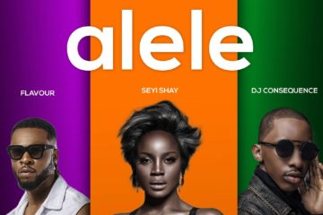 Seyi Shay – Alele ft. Flavour X Dj Consequence