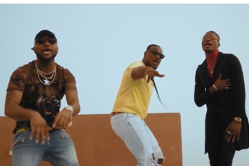 VIDEO: DMW ft. Davido, Peruzzi, Yonda & Fresh – AJE