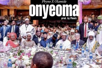 PREMIERE: Phyno x Olamide – Onyeoma (prod. Pheelz)