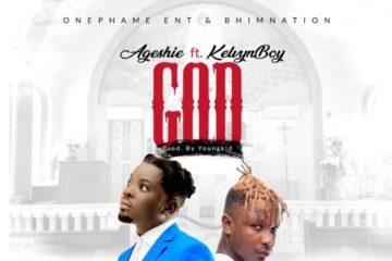 Agbeshie ft. Kelvyn Boy – God (Prod. YoungKid)