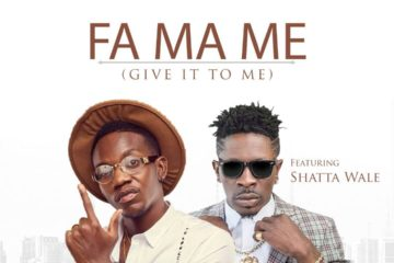 VIDEO: Pablo Vicky-D X Shatta Wale – Fa Ma Me (GIve It To Me)