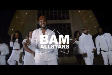 VIDEO: BAM Allstars – Korkorkor ft. D-Black, Dahlin Gage, S3fa, Kobla Jnr, Wisa Greid, Nina Ricchie, Freda Rhymz & Osayo