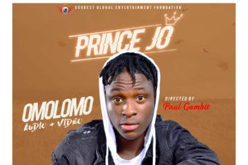 VIDEO: Prince Jo  – Omolomo