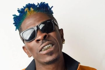 Shatta Wale – All Eyes On Me (Prod. Shawers Ebiem)