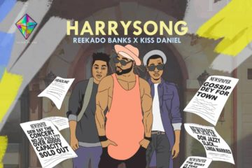 Harrysong ft. Kiss Daniel X Reekado Banks – Selense