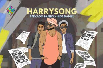 Harrysong ft. Kiss Daniel X Reekado Banks – Selense