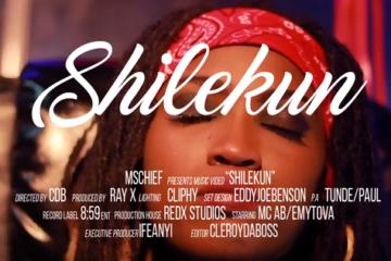VIDEO: Ms. Chief – SHíLèKùN