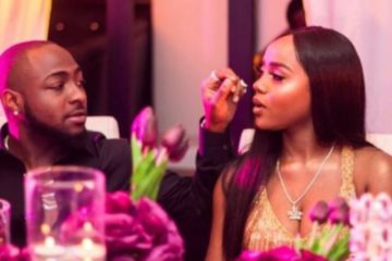 Davido Reveals Desire To Spend Eternity With Chioma