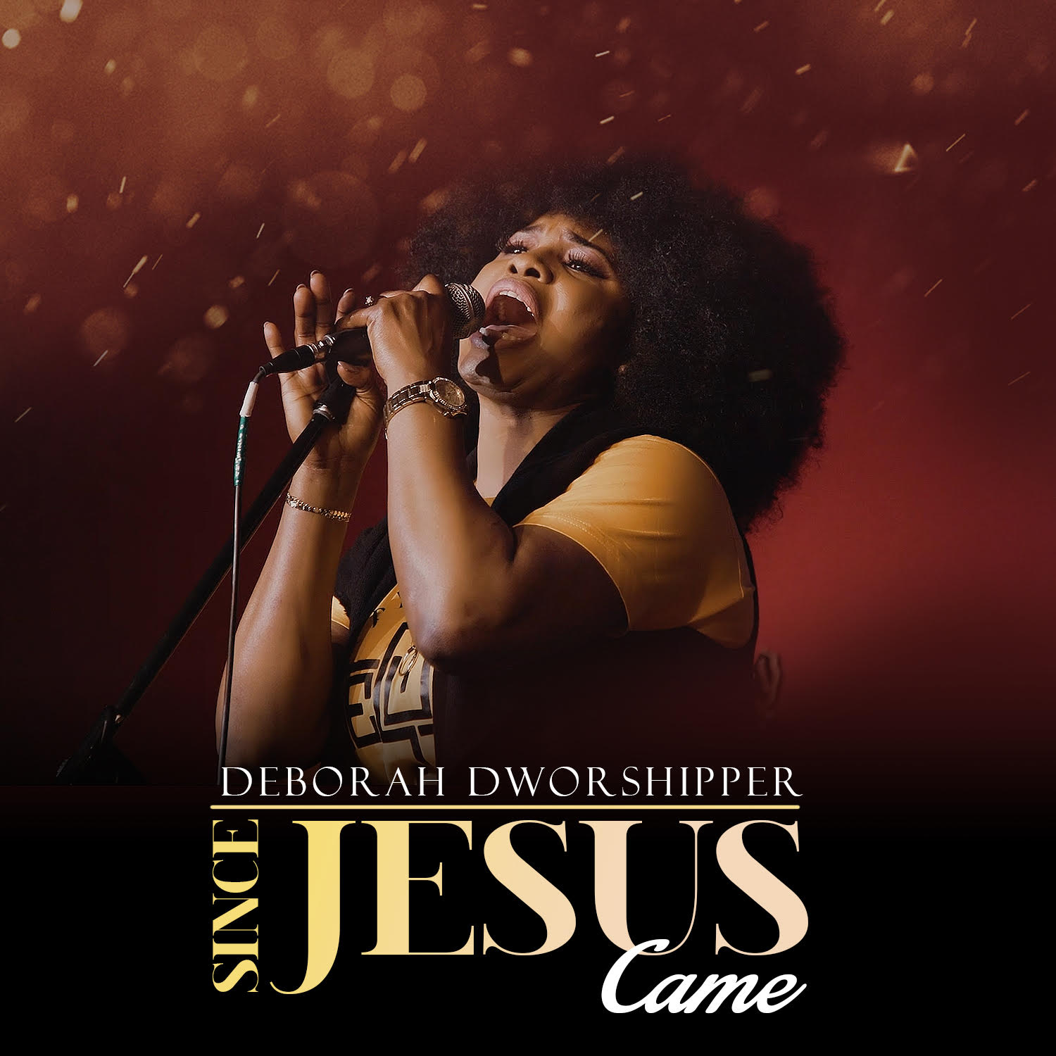 Deborah Dworshipper – Since Jesus Came + Amen