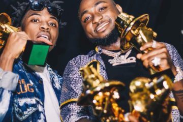 NotjustOk TV: All The Action From THE HEADIES 2018 As Wizkid, Davido, Mayorkun Win Big!