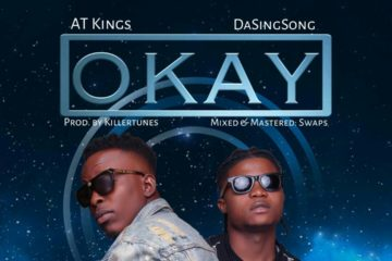 AT King x DaSingSong – Okay (Prod. KillerTunes)