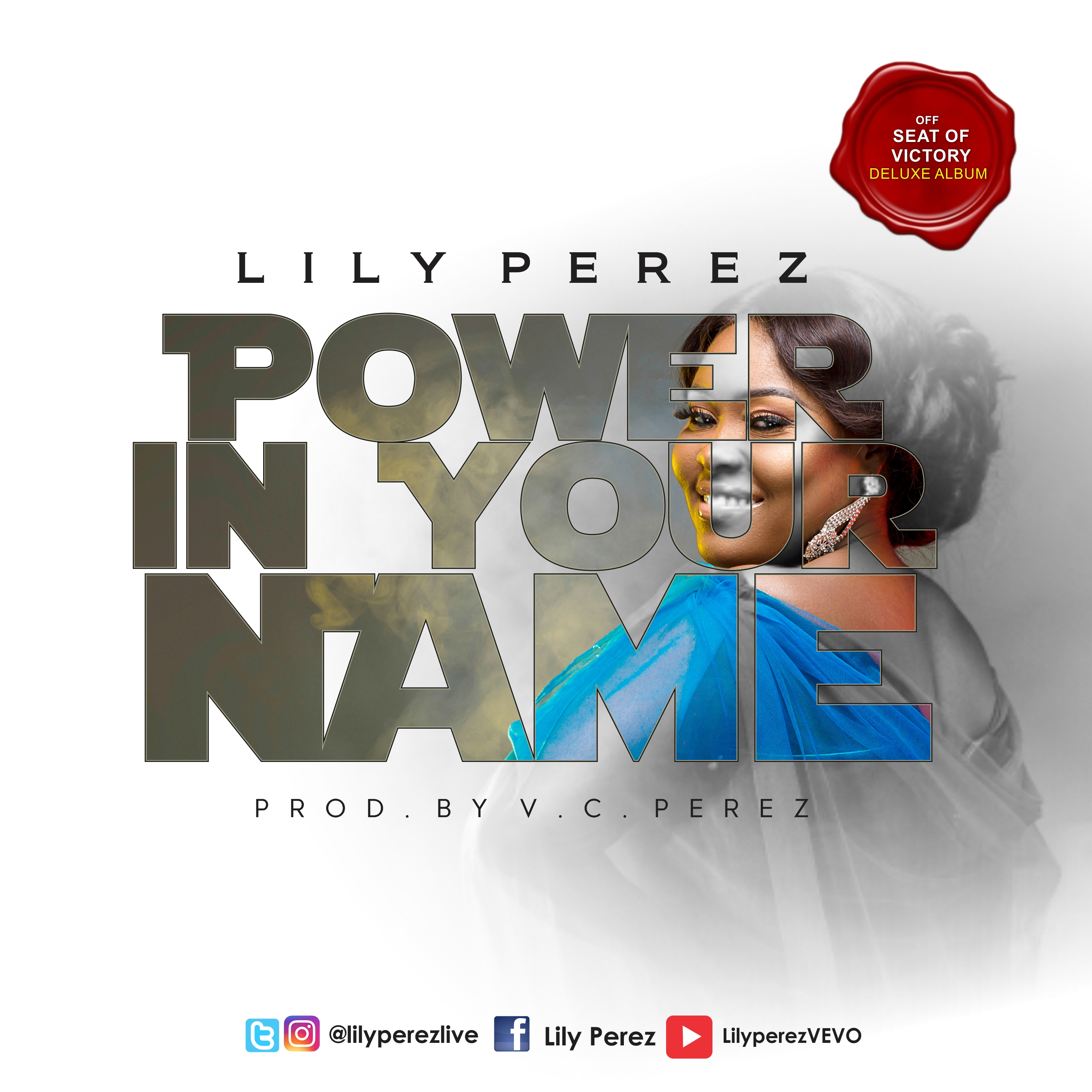 Lily Perez - Power In Your Name | Seat  Of Victory Deluxe Out Now