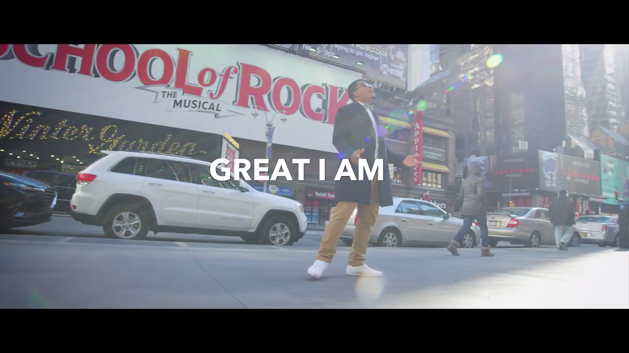 Moses Efret – GREAT I AM