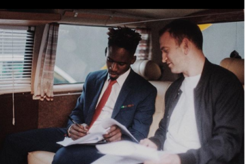 #Zagadat! Mr Eazi Signs Licensing Deal With Columbia Records, UK
