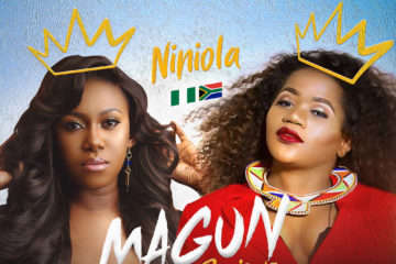 Niniola Ft. Busiswa – Magun (Remix)