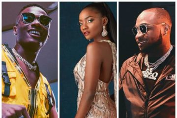 Wizkid, Simi & Davido Win 3 Awards Each At The Headies … Who's Your Ultimate Winner?