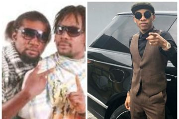"""Danfo Drivers"" Upset with Tekno For ""Stealing"" Jogodo 