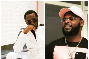 American Superstar, P.Diddy Reacts To Falz 'This Is Nigeria'; Here's Why It's A Big Deal!