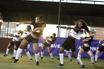 VIDEO: Afro B – Drogba (Joanna) | (Dance Video)