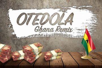 Vision DJ ft. Dice Ailes, Kwesi Arthur & Medikal – Otedola (Ghana Remix)