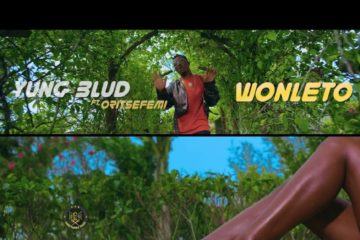 VIDEO: Yung Blud ft. Oritsefemi – Won Le To (Remix)