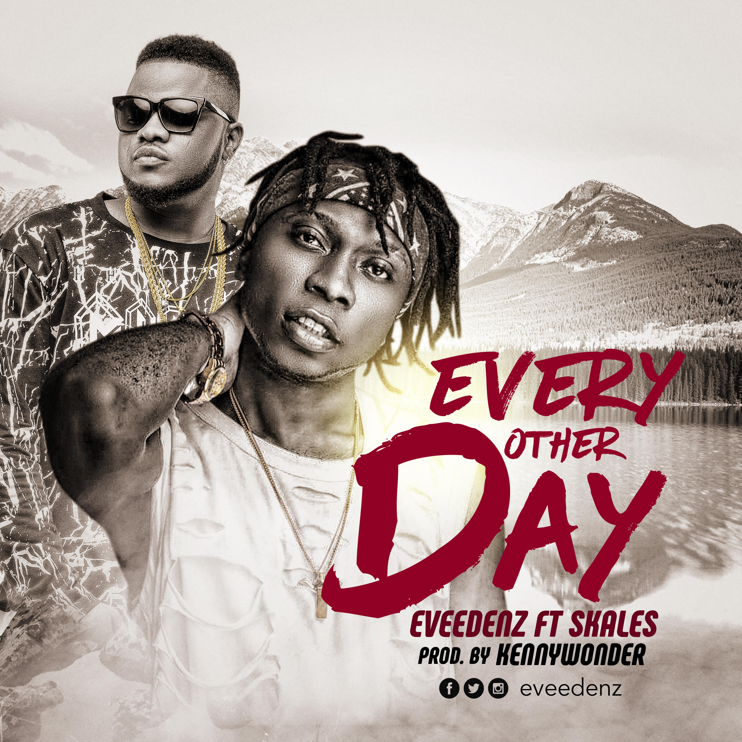 VIDEO: Eveedenz ft. Skales – Every Other Day