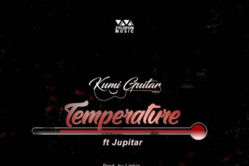 Kumi Guitar – Temperature ft. Jupitar