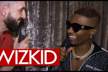 "VIDEO: Wizkid Speaks On His New Album ""Made In Lagos"" And Collaboration With Skepta On Tim Westwood"
