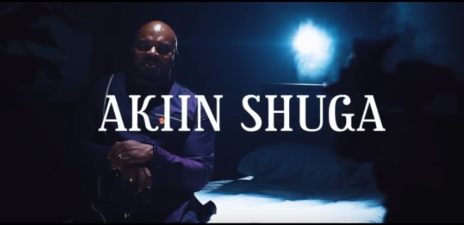 VIDEO: Akiin Shuga - I Can Walk