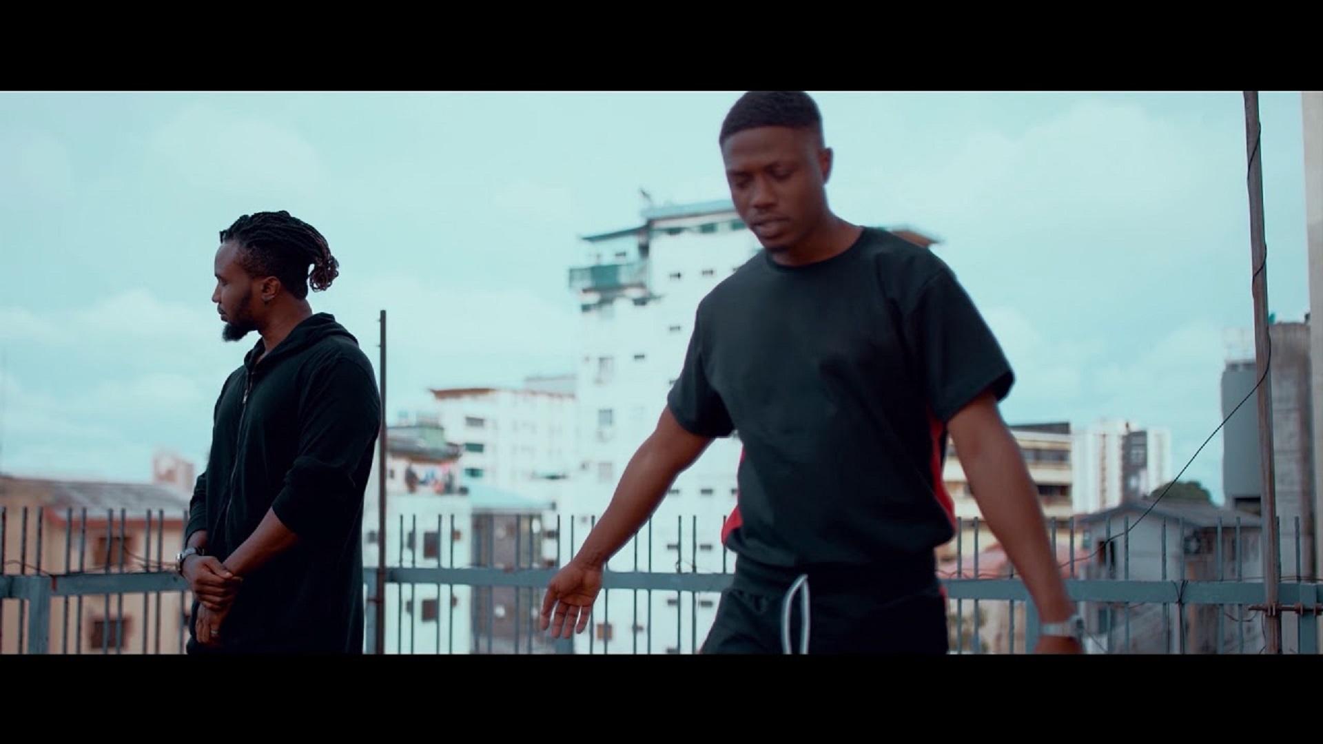 VIDEO: BlackGold ft. Sound Sultan X Vector – Massive Poverty