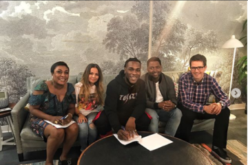 New Deal Alert! Burna Boy Pens Deal With Universal Music Publishing Group