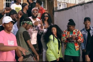 VIDEO: Tshego – The Vibe ft. Cassper Nyovest