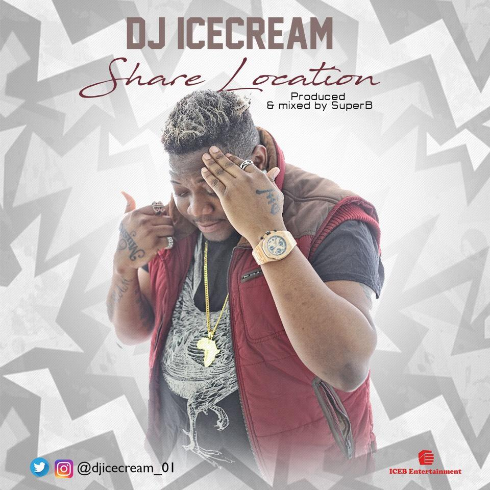 DJ IceCream – Share Location