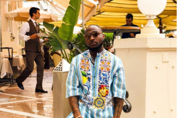 """You Don't Have To Chase That American Dream At All!"" – Davido"