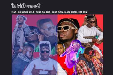 """Dutch Dreams Records Present """"Gang Shxt"""" Feat. Mr. Dutch, Kel-P, Yung Og, Ello, Hugo Flow, Black Angel & RAF DON"""