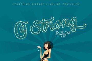 Puffy Tee – O Strong