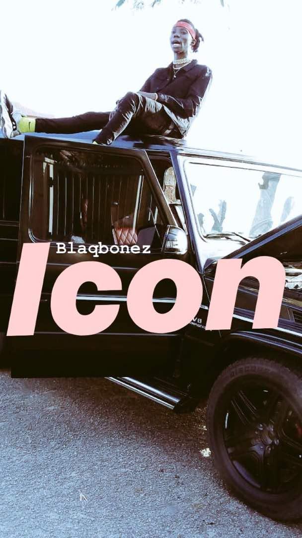 Blaqbonez - Icon