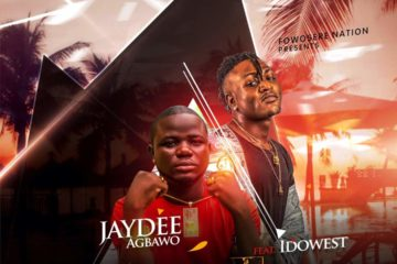 Jaydee Agbawo Ft. Idowest – Hold Something
