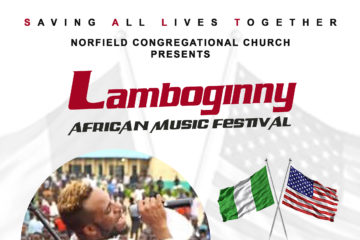 Nigerian Star, Lamboginny To Headline First International Concert In USA | June 9th, 2018