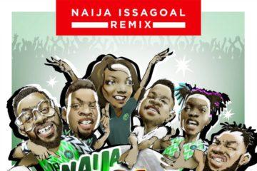 Naira Marley, Olamide, Lil Kesh, Falz, Slimcase, Simi – Naija Issagoal (Remix) | #ShareACokeWithOurSuperEagles