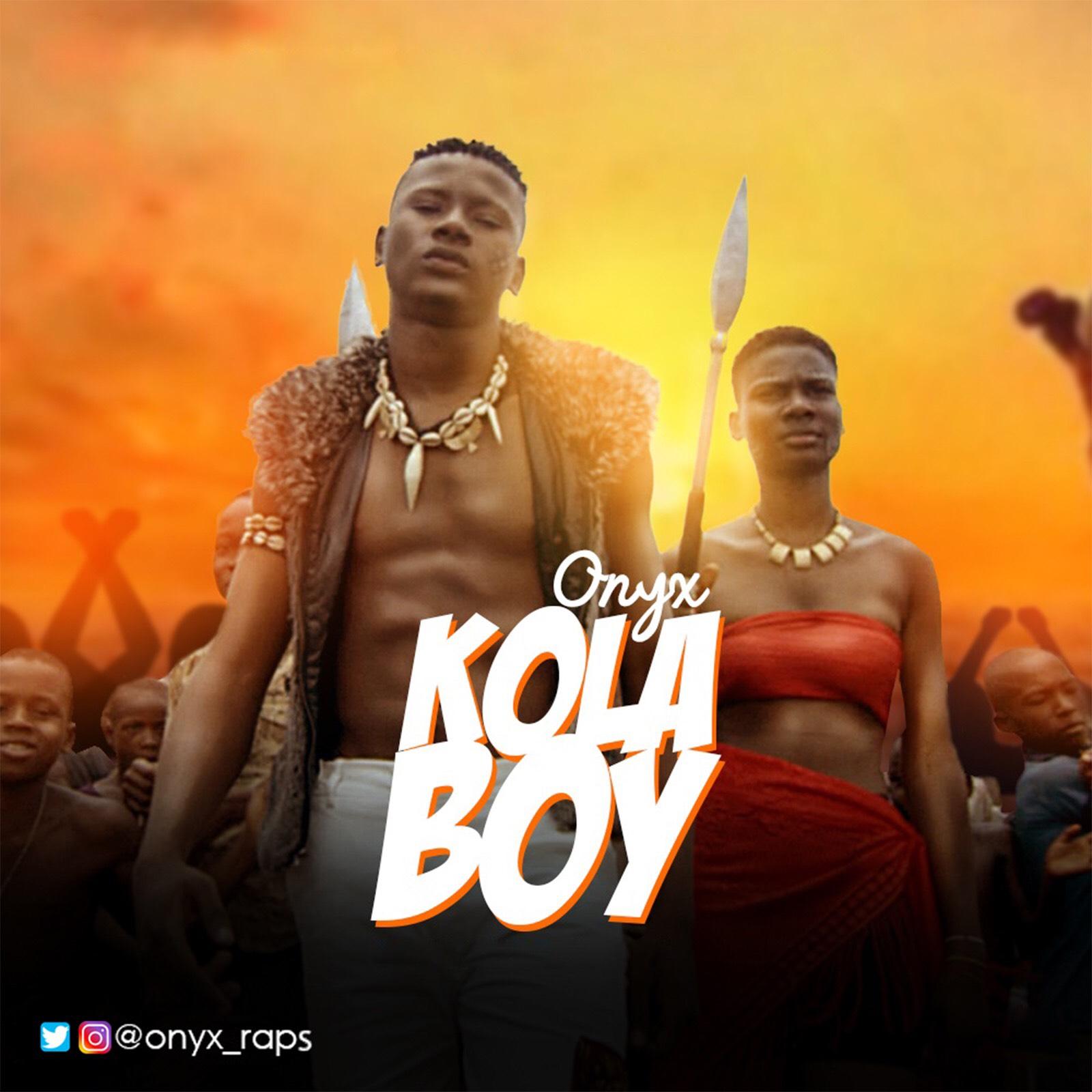Onyx – Kola Boy