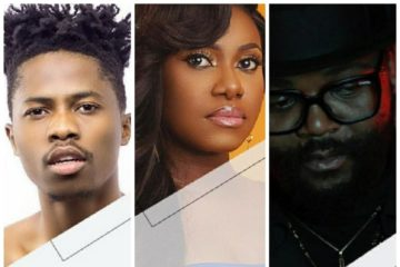 Niniola, Kwesi Arthur & Sjava Bag Nomination For Best New International Act