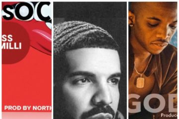 Drake Inspired By Wizkid & Tekno While Creating His New Album, Scorpion