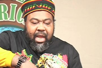 Legendary Reggae Star, Ras Kimono Is Dead!
