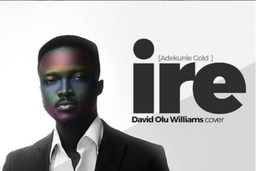 "David Olu Williams Wins The Adekunle Gold ""Ire Story"" Challenge !"
