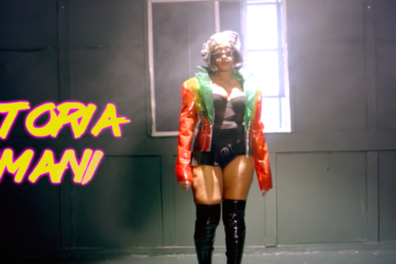 VIDEO: Victoria Kimani – Should Be